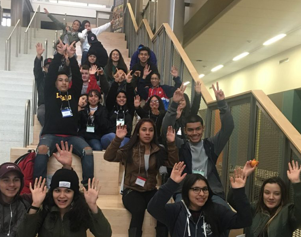 UNR GEAR UP STEM Camp – Winter 2016