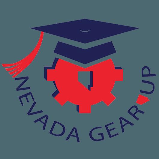 Nevada State GEAR UP Retina Logo