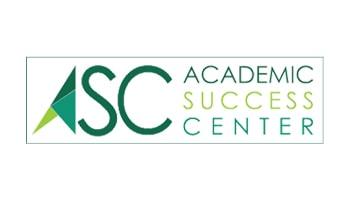 Logo, Academic Success Center