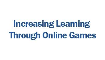 Logo, Increasing Learning Through Online Games