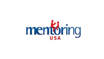 Logo, Mentoring USA