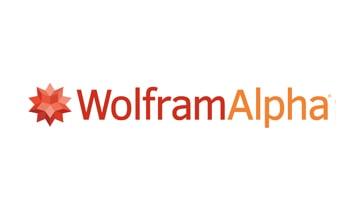 Logo, Wolfram Alpha