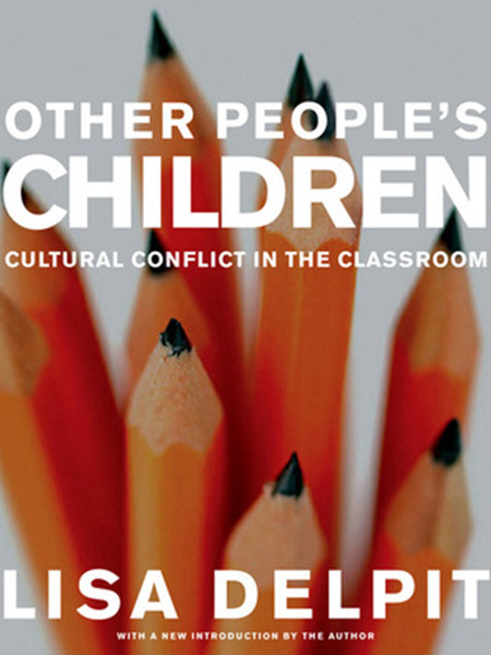 Book Cover, Other People's Children
