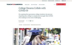 Tweet - You college dreams are always within reach